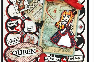 Queen of Hearts by Annie Sharland