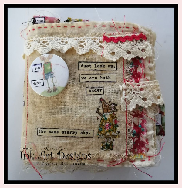 A Handmade Book by Sue Davies